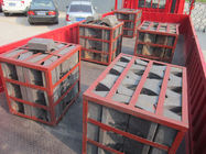 Chiny Cr-Mo Alloy Steel Castings Composite Lifter Bars For Mine Mill dystrybutor