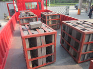 Chiny HRC33-43 Pearlitie Cr-Mo Alloy Steel Forging Lifter Bars For Mine Mill dystrybutor